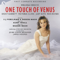 One Touch of Venus Studio Cast Recording (Jay) Double CD